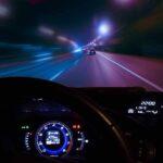 Enjoying Safely Ride at Night