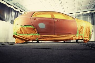 3 Things to Consider Before Getting Your Car Painted