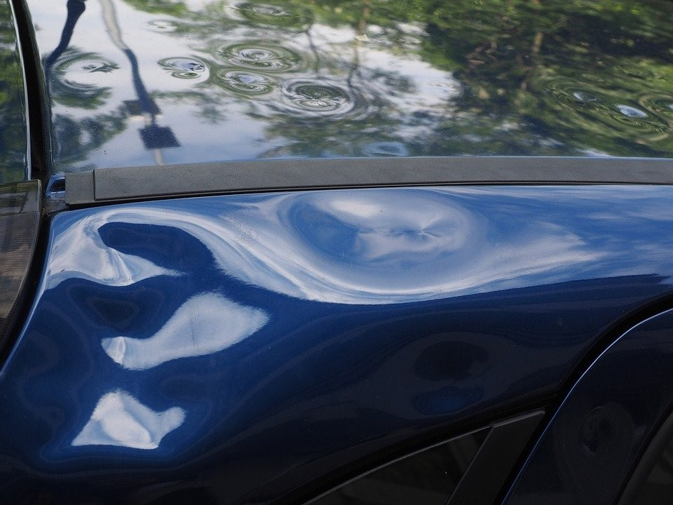 Different Types of Car Dents