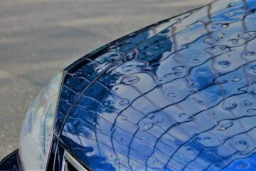 How to Spot Hail Damage on Your Car?